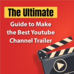 Makes a youtube channel trailer